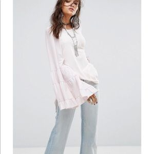 Free People No Crying In Baseball Tunic
